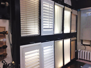 Shutters, Dual Shades, Blinds and more! – (647) 539-7210
