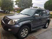 2007 VX Toyota Prado - Petrol - Auto Bonbeach Kingston Area Preview