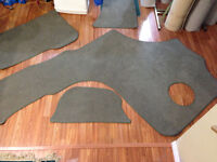 Rug Binding and Finishing, Cove Base Binding