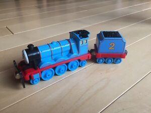 Thomas the train - talking Edward
