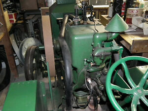 1/2 SCALE MODEL OF RUMLEY TRACTOR HAND BUILT . Windsor Region Ontario image 6