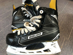 Youth Bauer Supreme s170 skates