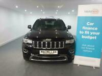 2014 Jeep Grand Cherokee V6 CRD OVERLAND Auto Estate Diesel Automatic