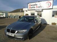 2010 10 BMW 3 SERIES 2.0 318I M SPORT BUSINESS EDITION TOURING 141 - 50300 MILES