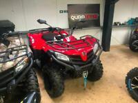 New Quadzilla Terrain 500 4x4 Road Legal Quad CF Moto