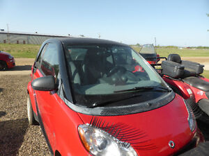 2010 Smart Fortwo Pure Coupe (2 door)