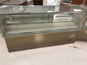 GLASS DISPLAY CABINETS & MORE OR LE$$!!