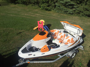 2012 sea doo boat 255 HP supercharged