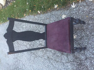 6 antique dinette chairs MUST SELL Windsor Region Ontario image 1