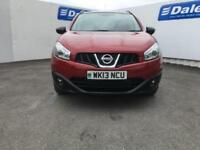 2013 Nissan Qashqai 1.6 dCi 360 5dr [Start Stop] 5 door Hatchback