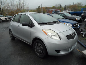 super reliable !!!,clean!!!  2007 Toyota Yaris! Needs nothing!
