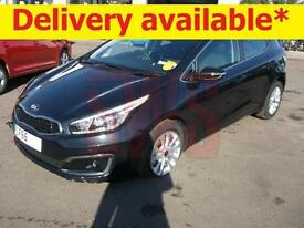 2015 Kia CEED 2 ISG 1.6 DAMAGED REPAIRABLE SALVAGE