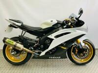 Yamaha YZF-R6. £1000'S OF EXTRA'S !!