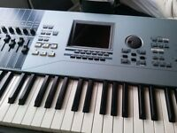 Like New Yamaha Motix XS8 Syntheziser and Workstation