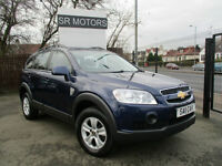 2011 Chevrolet Captiva 2.0VCDI ( 150ps ) LS(HISTORY,WARRANTY)