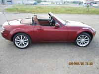 2008 Mazda MX-5 Miata Grand Touring Convertible