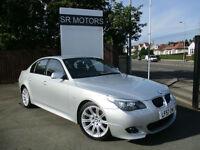 2007 BMW 525 3.0TD M Sport(HISTORY,WARRANTY)