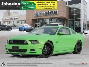2014 Ford Mustang GT  - Leather Seats -  Bluetooth - $211.95 B/W