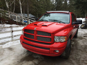 2002 Dodge Power Ram 1500 Laramie Camionnette