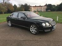 Bentley Continental 6.0 auto 2007 MY Flying Spur FULL BENTLEY SERVICE HISTORY