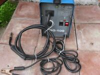 MIG-100 wire feed welder 110 v.