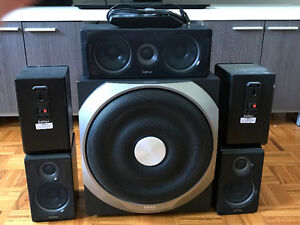 Edifier S550 Subwoofer 5.1 Sound system (280W)