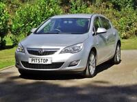 Vauxhall Astra 1.4 16v Tech Line 5dr PETROL MANUAL 2012/62
