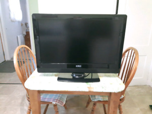 Curtis  flat screen television