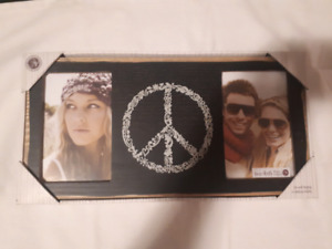 (Great X-Mas present) Double picture frame