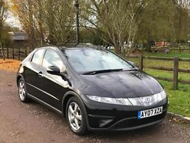 Honda Civic 2.2i-CTDi SE Diesel 5 Door FSH 2 OWNERS