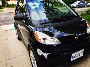 2010 Smart Car Fortwo Coupe PASSION fully loaded, 72K