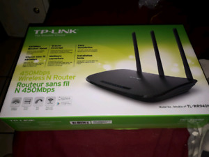 Router MINT condition $40