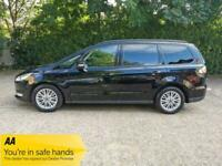 2018 Ford Galaxy 2.0 TDCi Zetec Powershift (s/s) 5dr Auto +7 Seats +1 Keeper Fro