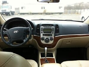 2009 HYUNDAI SANTA FE LIMITED * LEATHER * PWR ROOF * EXTRA CLEAN London Ontario image 13