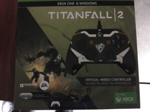 PDP Titanfall 2 Official Wired Controller for Xbox One and PC
