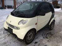 2006 Smart Fortwo CDI...automatique-diesel-equippee