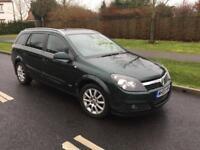 Vauxhall Astra 1.7CDTi 16v Design estate 77000 miles