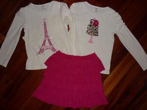 Girl's Gymboree Clothing - size 8