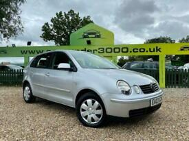 image for 2003 Volkswagen Polo 1.4 S 5d 74 BHP Hatchback Petrol Manual