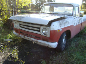 International Harvester 1/2 ton Truck