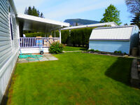 Salmon Arm - 2 Bdrm Manufactured Home