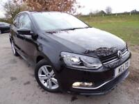 2017 Volkswagen Polo 1.0 Match Edition 3dr Cruise! Low Miles! DAB! 3 door Ha...