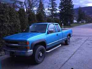 94 Chevy 4x4  $2500.00 firm