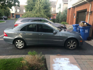 Mercedes c280 2007 4 matic 3L