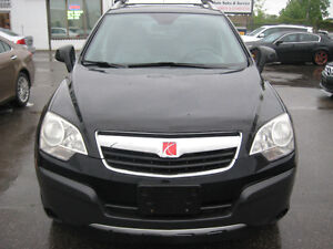 2009 Saturn VUE XE SUV,:CAR PROOF VERIFIED SAFETY AND E TEST INL