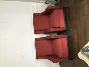 Armchairs for sale excellent condition