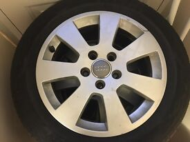 "Audi A3 wheels 16"""