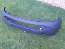 NEW FORD FIESTA 1999 FRONT BUMPER