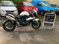 Triumph Speed Triple 1050,2012 reg,2 owners,standard bike,stunning,full alarm...