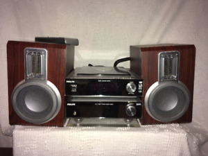 Philips DVD Stereo and Micro Theatre